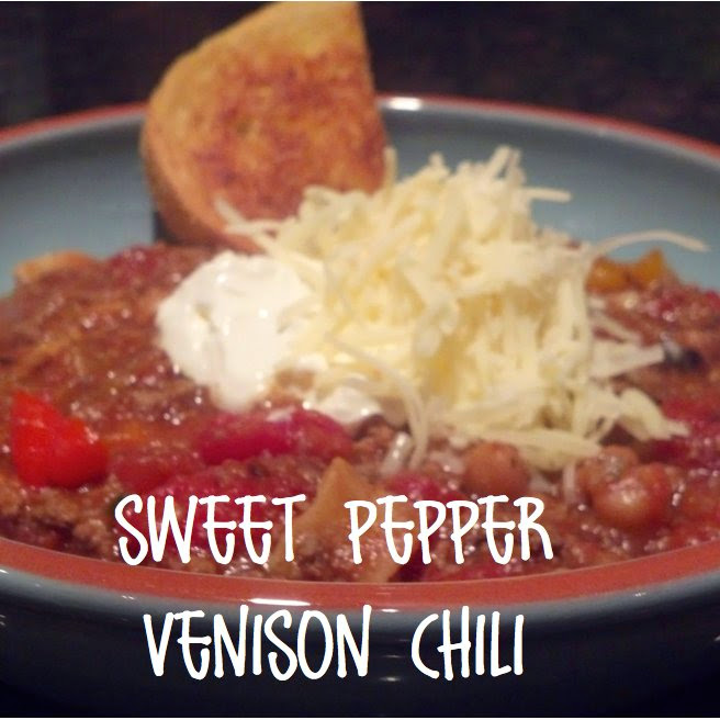 peppervenisonchili