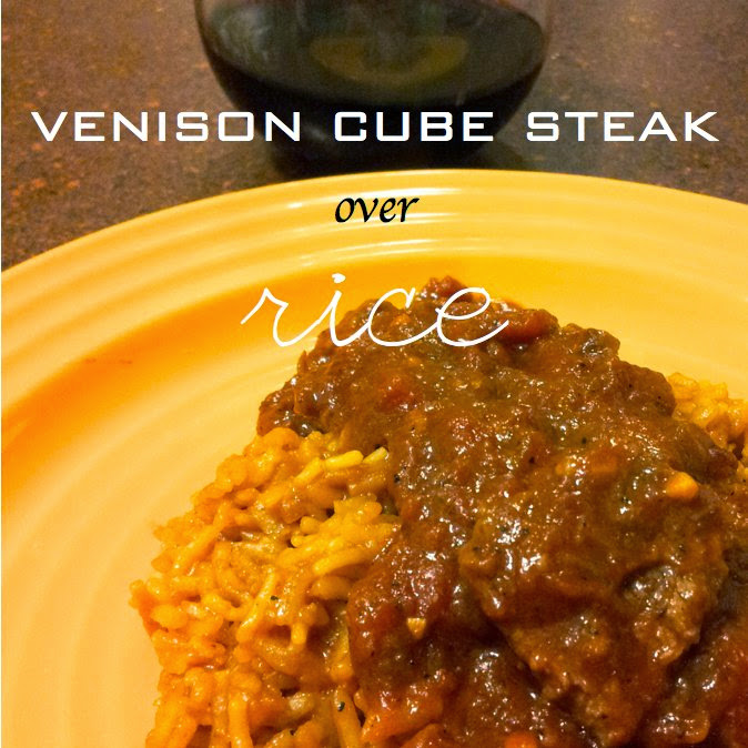 venisoncubesteak